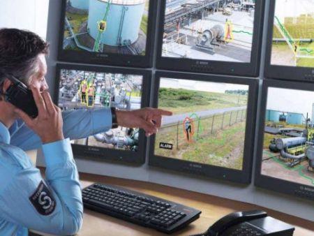 Защитите свой бизнес с помощью системы видеонаблюдения