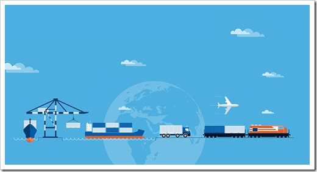 Особенности мультимодальных перевозок