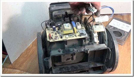 Различные виды электрических двигателей