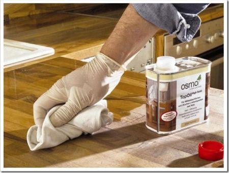 Акриловые и полиуретановые лаки – идеальный вариант для мебели внутри квартиры