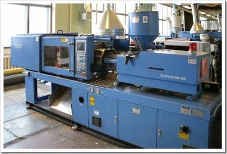 Технологический процесс производства пластиковых деталей методом литья