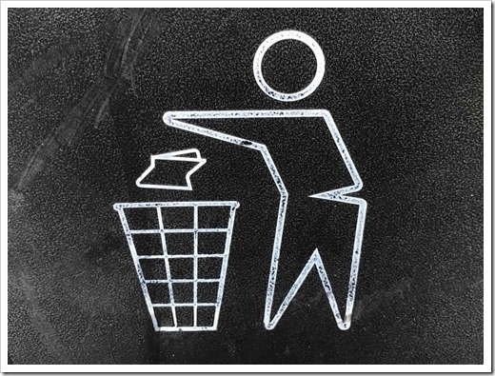 Отходы, которые можно и нужно сдавать на переработку